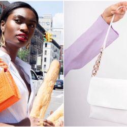 Baguette: está de moda la cartera popularizada por Fendi en los 90s.