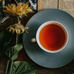 La magia del té.