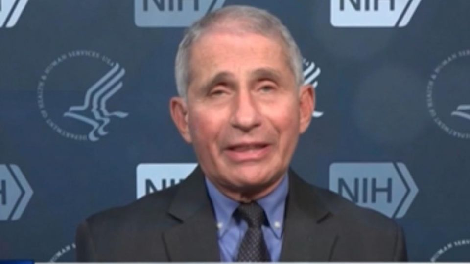 Anthony Fauci 20201029