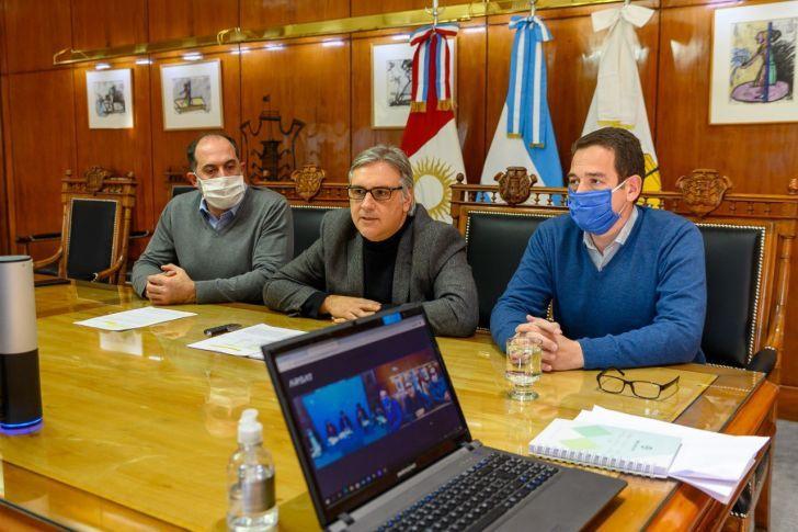 NEGOCIANDO. El municipio tiene plazo hasta el 10 de noviembre y prorrogables hasta el 28 de diciembre para lograr acuerdos con los bonistas.