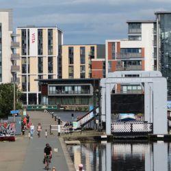 Funtainbridge es el barrio humilde, hoy de moda, en que nació Sean Connery.