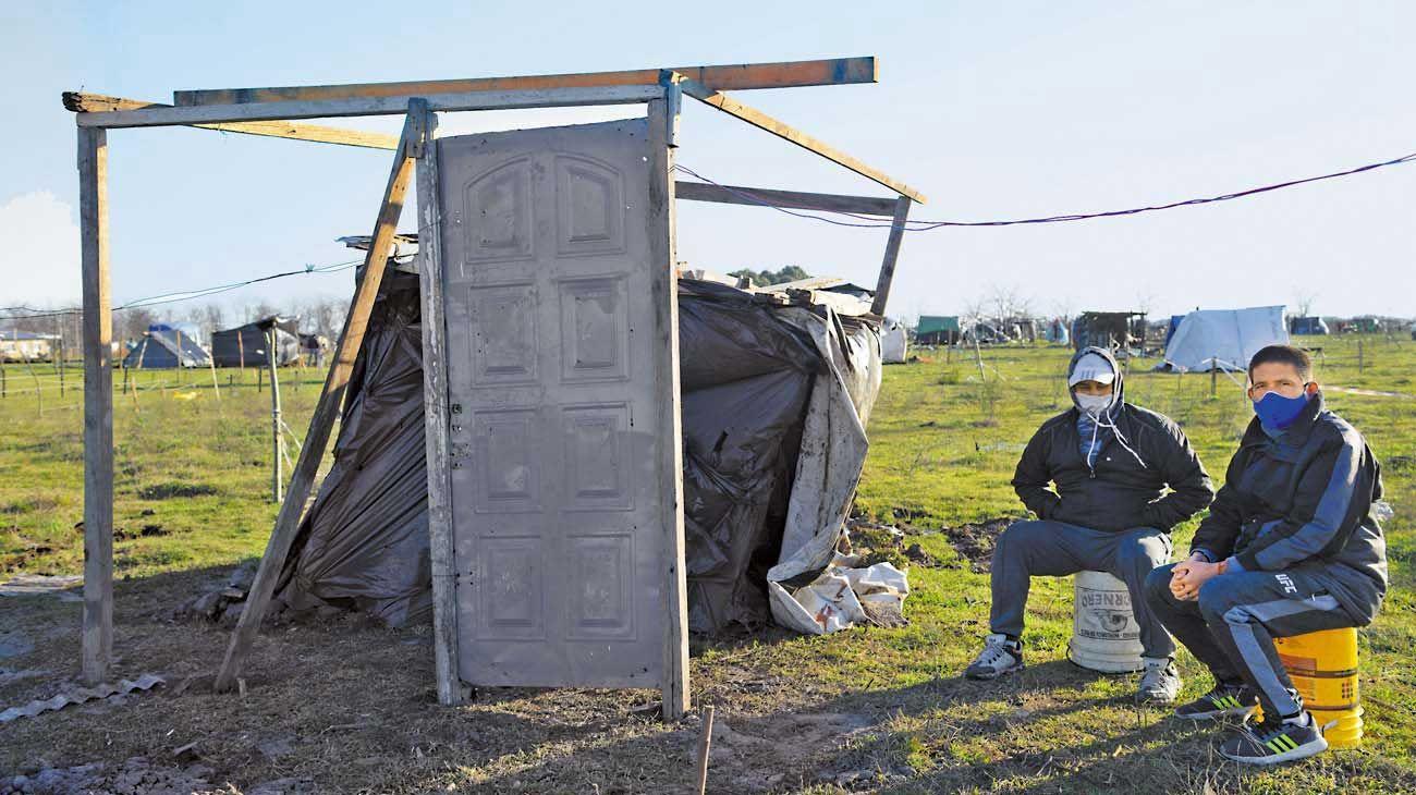 Paradoja. Aunque cuenta con mucha tierra vacía, Argentina no pueda resolver el acceso a un lote con fines para la vivienda única y familiar.