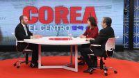 Martín Guzmán en Corea del Centro, entrevistado por María O'Donell y Ernesto Tenembaum.