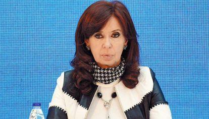 La vicepresidenta Cristina Kirchner avanza con la reforma del Ministerio Público Fiscal.
