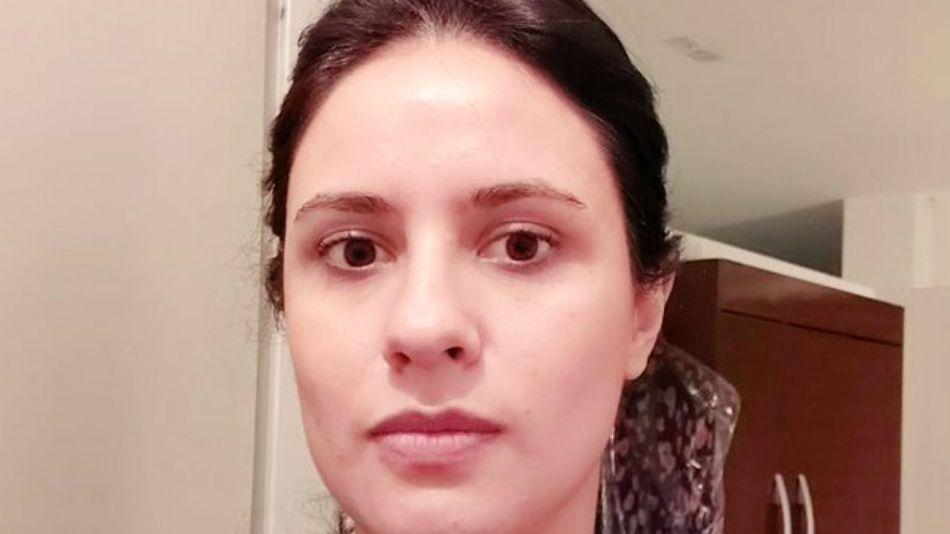 Paola Estefanía Tacacho, víctima de un atroz femicidio en Tucumán.