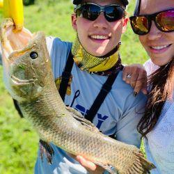 Increíble pesca