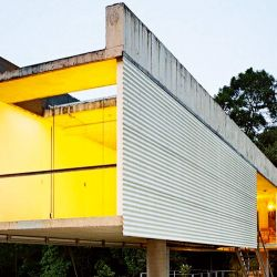 Edificio de Angelo Bucci, Brasil.   Foto:Gentileza DarA.