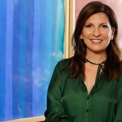 Larisa Andreani, presidenta de arteBA | Foto:Juan Villagrán
