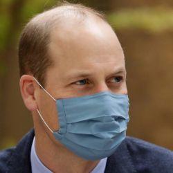 La fuente de contagio habría sido su padre, Carlos de Gales.