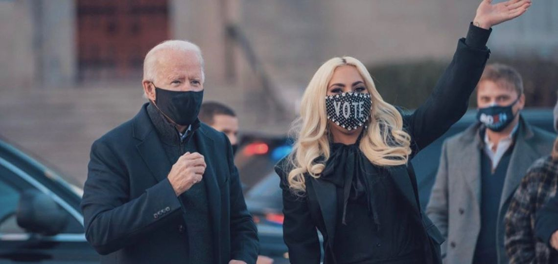 Lady Gaga vs Donald Trump, la pelea final