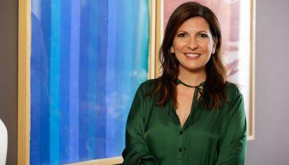 Larisa Andreani, presidente de arteBA