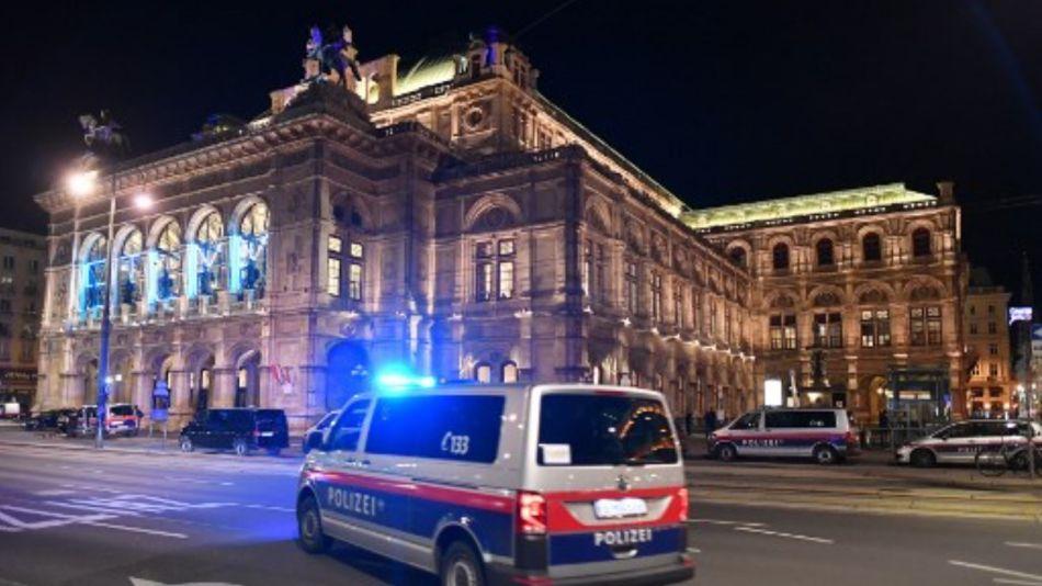Viena Austria ataque terrorista tiroteo sinagoga g_20201102