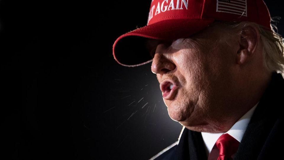 Donald Trump 20201102
