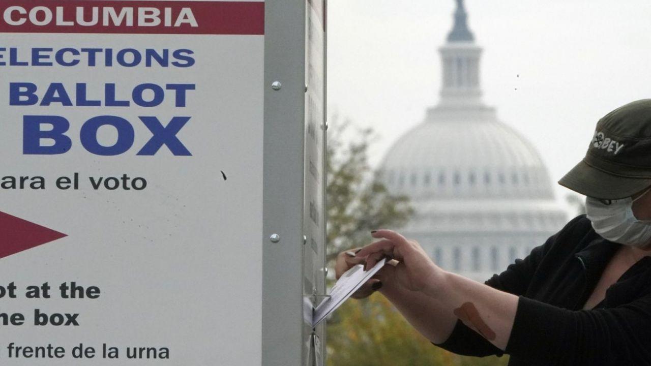 Votación por correo
