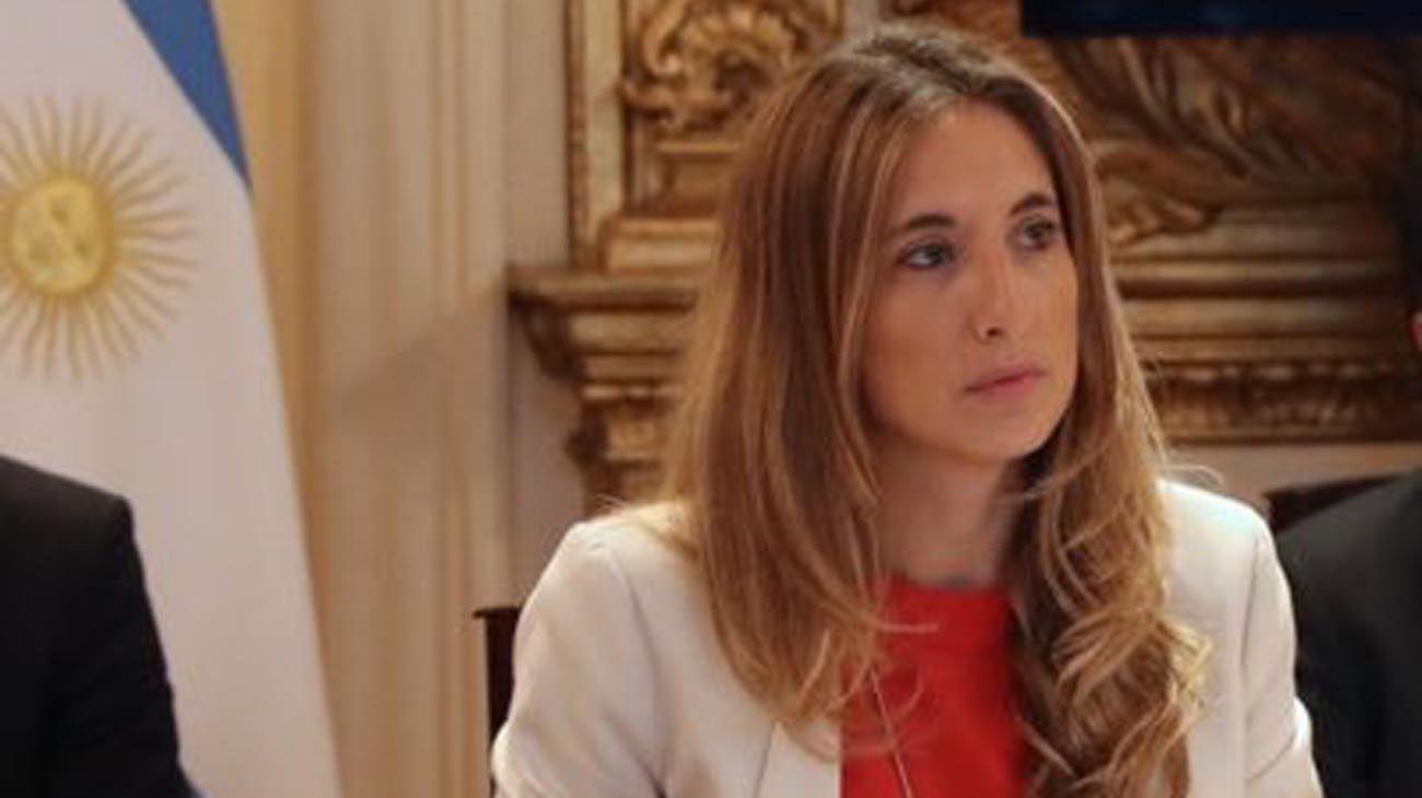 """Cecilia Nicolini: """"La idea es que semana a semana anunciemos una nueva partida de vacunas al país"""""""