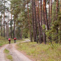 Esta nueva ruta para ciclistas es un intento de las autoridades locales para encauzar el cada vez mayor aluvión de turistas que se acercan a la zona.