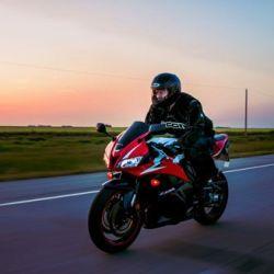 Una moto te ayuda a conocer gente asombrosa y formar parte de una hermandad.