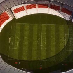 Según los dirigentes, el nuevo estadio de River estaría listo para marzo del próximo año.