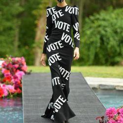 Elecciones en Estados Unidos: las prendas como canal de militancia