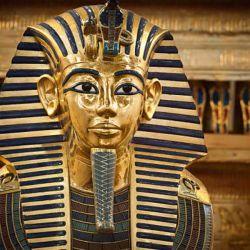 Faraón Tutankamón