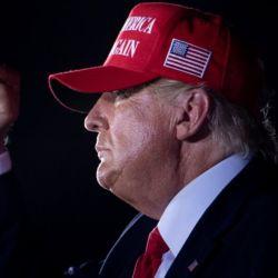 Trump se mostró prudente al iniciarse el recuento de votos.  | Foto:CEDOC