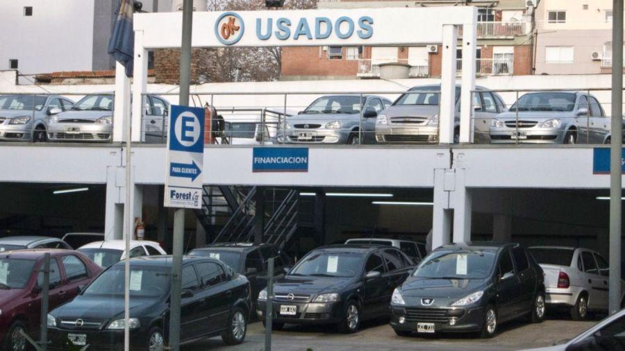 Leve suba en la venta de autos usados en octubre: 0,64 por ciento