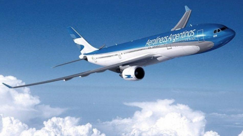 Comenzaron los vuelos turísticos en Argentina