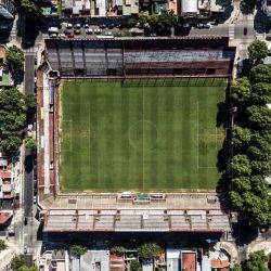 Pasado y presente, así se ve el estadio de Argentinos Juniors, un club fundado bien a principios del siglo XX.