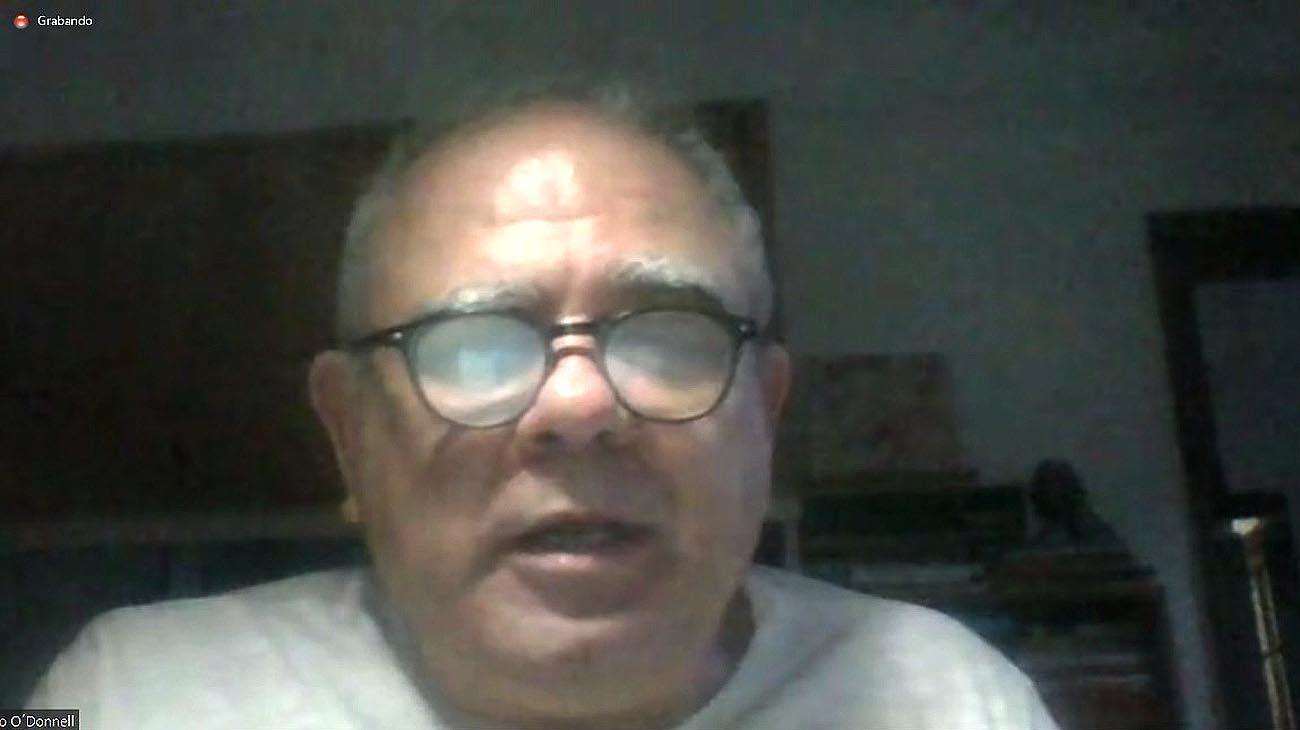 Santiago O'Donnell, entrevistado por PERFIL (ARCHIVO)