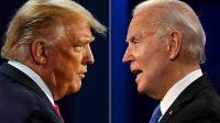 Posible empate técnico entre Trump y Biden.
