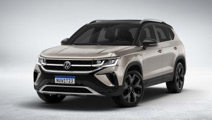 Fecha exacta de presentación para el Volkswagen Taos argentino