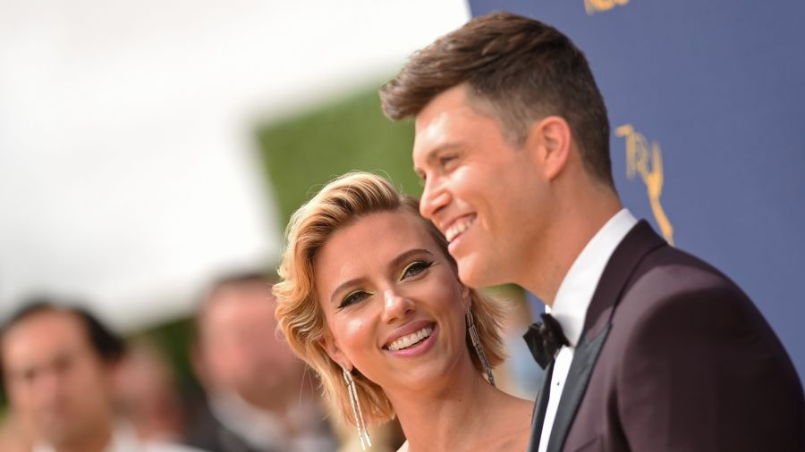 Todos los detalles sobre el casamiento de Scarlett Johansson