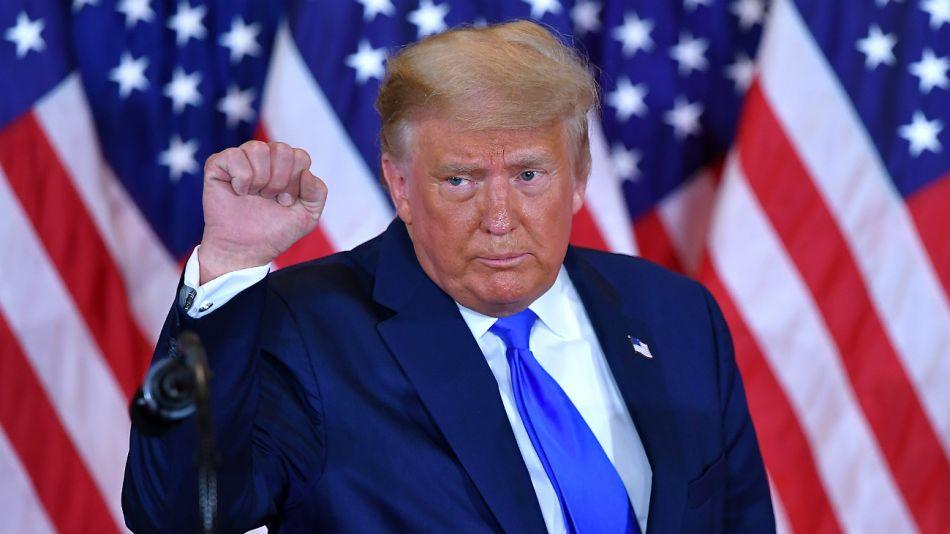 Tensión tras los comicios de Estados Unidos. Trump apela a todos sus recursos.