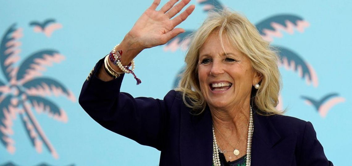 Jill Biden: De profesora de inglés ¿a Primera Dama de Estados Unidos?