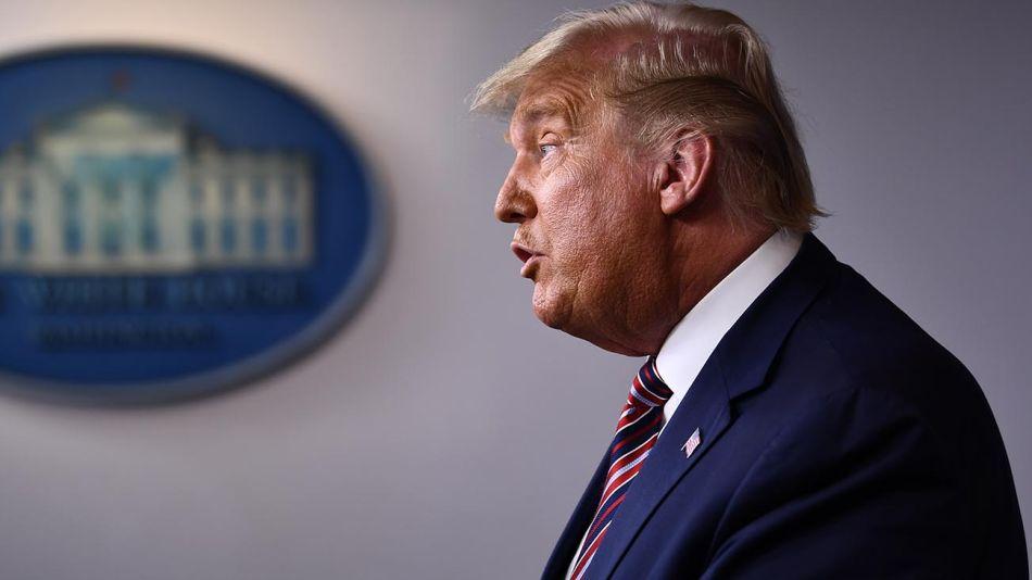 Donald Trump 20201105