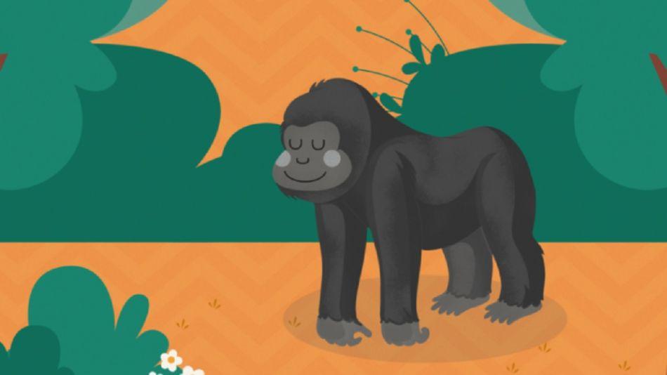 El cuento Gorila-Gorilón