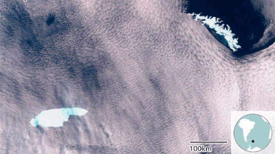 iceberg A68a 20201105