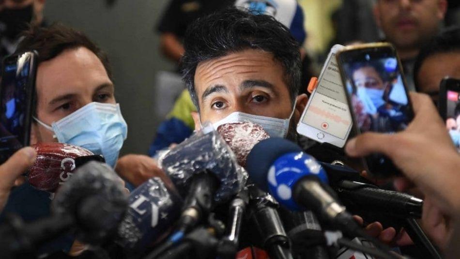 luque medico maradona @FedeBueno73 05112020