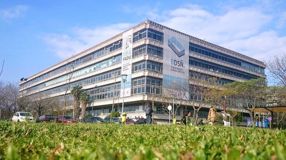 Sede FADU Ciudad Universitaria 20201105