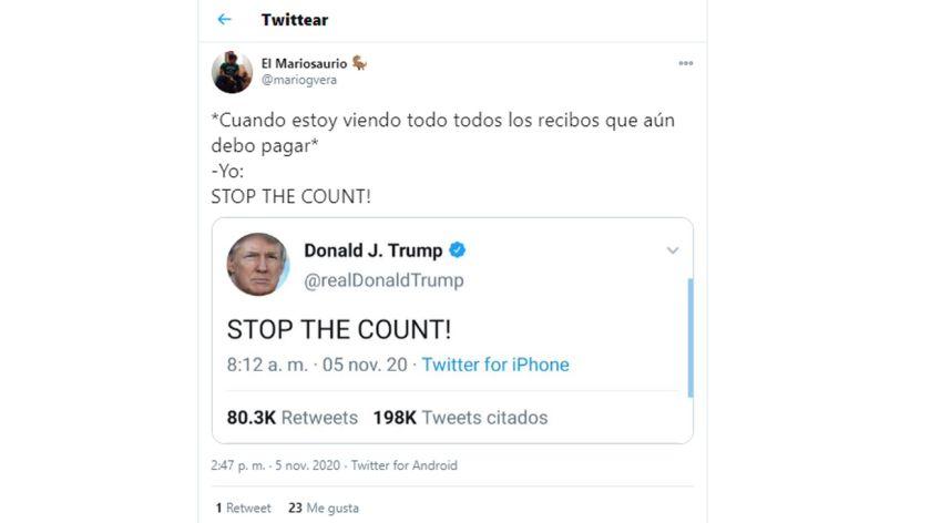Elecciones en EE. UU. | Twitter y Facebook advierten sobre publicaciones de Trump