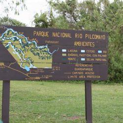 Con sus casi 60.000 hectáreas de extensión el Parque Nacional Pilcomayo, en Formosa, es uno de los más grandes del paìs.