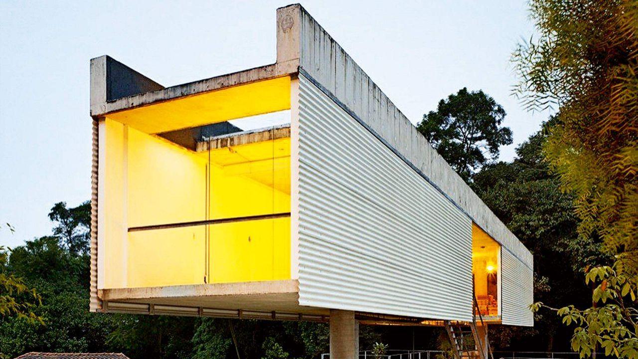 Edificio de Ángelo Bucci, Brasil