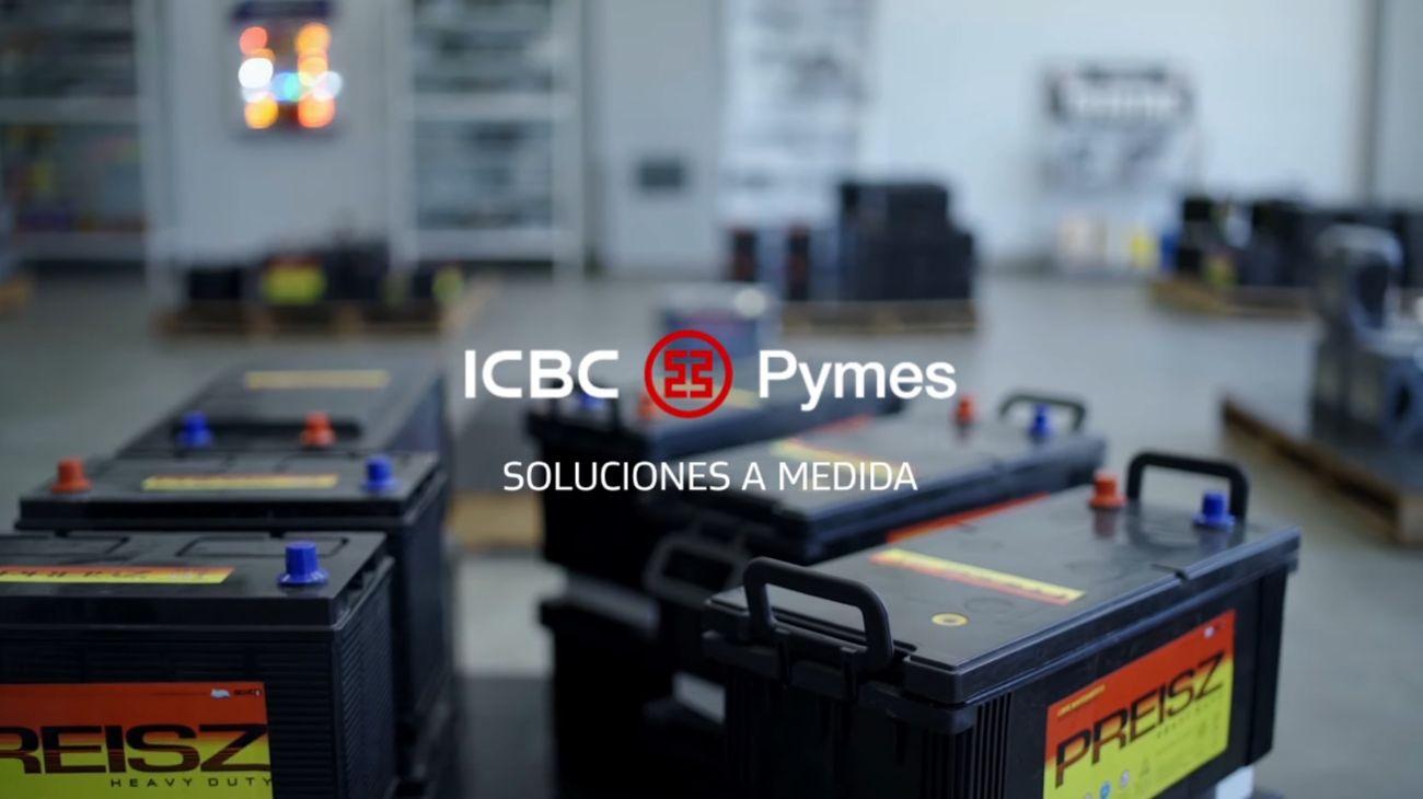 La empresa relató su experiencia de trabajo junto a ICBC Pymes.