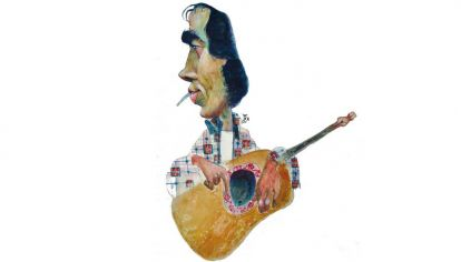 'DE CARTÓN  PIEDRA'. Joan Manuel Serrat.