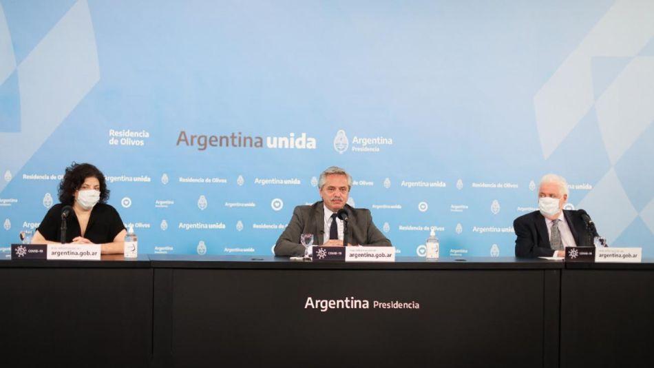 Alberto Fernandez 20201106