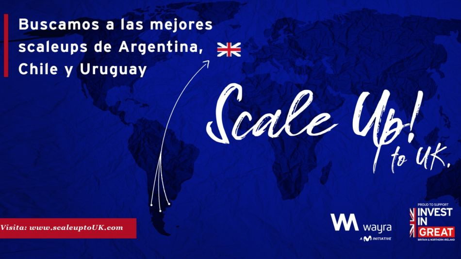 Scale UP to UK