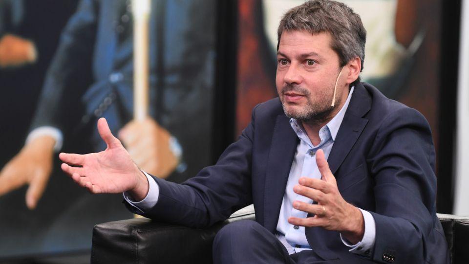 REPORTAJE DE FONTEVECCHIA A MATIAS LAMMENS