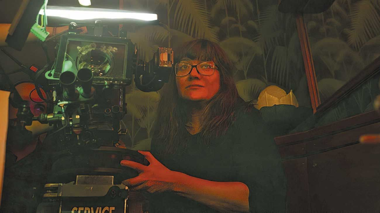 Estreno. La famosa directora premiada a nivel internacional desembarca en el mundo de las series con una propuesta diferente.