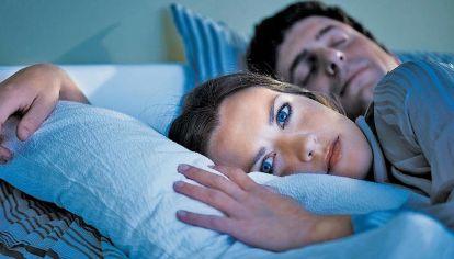 Problemas. 4.275 personas contestaron una encuesta sobre la calidad de su descanso por la noche.
