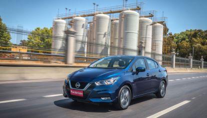 Nissan Versa Advance CVT (Fotos: Alejandro Cortina Ricci)